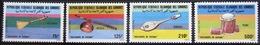COMORES                   N° 443/446                       NEUF** - Comores (1975-...)