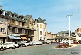 COUTAINVILLE - LA PLACE DU CENTRE - France