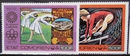 COMORES                   PA 108/109                       NEUF** - Comores (1975-...)