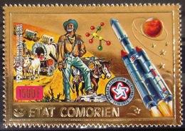 COMORES                   PA 113                       NEUF** - Comores (1975-...)