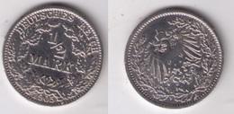 Münze 1/2 Mark Silber 1905 A - [ 2] 1871-1918 : Empire Allemand
