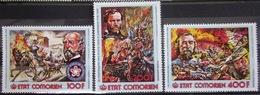 COMORES                   PA 114/116                       NEUF** - Comores (1975-...)