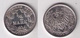 Münze 1/2 Mark Silber 1915 A - [ 2] 1871-1918 : Empire Allemand