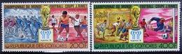 COMORES                   PA 131/132                       NEUF** - Comores (1975-...)