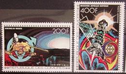 COMORES                   PA 134/135                       NEUF** - Comores (1975-...)