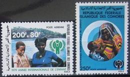 COMORES                   PA 164/165                      NEUF** - Comores (1975-...)