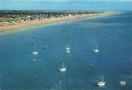 COUTAINVILLE  - LA PLAGE VERS LA POINTE D AGON - France