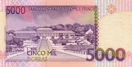 SAO TOME E PRINCIPE P. 65a 5000 D 1996 UNC - Sao Tome And Principe