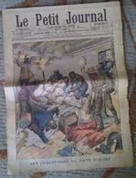 Les Chauffeurs Du Pays D'Alost, Le Cross-country National, Le Petit Journal 15 Mars 1903 - Journaux - Quotidiens