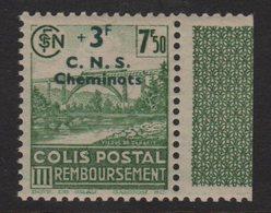 Colis Postaux - N°197 - Neuf Sans Charniere (un Point De Gomme Manquant) - Cote 21€ - Neufs