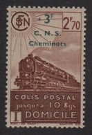 Colis Postaux - N°191 - Neuf Sans Charniere - Cote 20€ - Colis Postaux