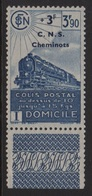 Colis Postaux - N°192 - Neuf Sans Charniere - Cote 20€ - Colis Postaux
