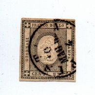 Sardegna  1861 Francobolli Per Le Stampe 1 C. - Sardinia