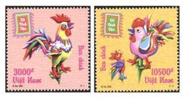 Vietnam Viet Nam MNH Perf Stamps 2016 : Rooster New Year 2017 (Ms1074) - Vietnam