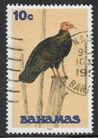 Bahamas Scott # 710 Used Bird, 1991 - Bahamas (1973-...)