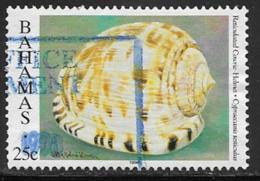 Bahamas Scott # 853 Used Shell, 1996 - Bahamas (1973-...)