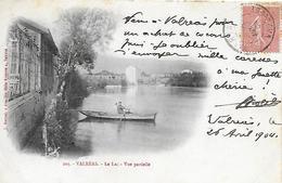 84)   VALREAS  - Le Lac Vue Partielle - Valreas