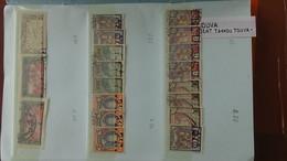 Carnet à Choix De Timbres De TOUVA (Russie). Pas Commun !!! - Briefmarken