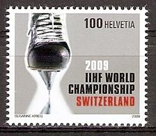 Schweiz Mi.Nr. 2098 ** Eishockey WM 2009 (2015890) - Schweiz