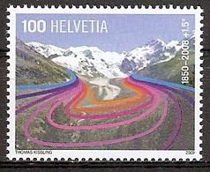 Schweiz Mi.Nr. 2097 ** Schutz Der Polargebiete 2009 (2015889) - Schweiz