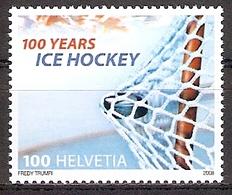 Schweiz Mi.Nr. 2046 ** Eishockey 2008 (2017265) - Schweiz