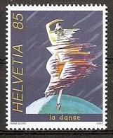 Schweiz Mi.Nr. 2017 ** Nina Corti, Flamenco-Tänzerin 2007 (2015814) - Schweiz