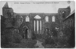 ABBAYE D'AULNE : Vue Longitudinale Intérieure Du Transept - 1910 - Thuin