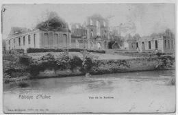 ABBAYE D'AULNE : Vue De La Sambre - 1905 - Thuin