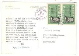 20257 - Publicitaire MAGGI FRIDOLIN - Liberia