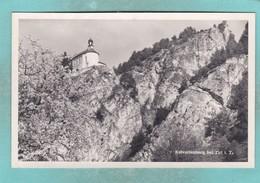 Small Map Postcard Of  Kalvarjenberg Bei Zirl I.T.?,V110. - Other