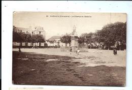 CARHAIX - Place Du Champ De Bataille - N°58 Auffret éditeur - Carhaix-Plouguer