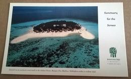MALDIVES (498) - Maldive
