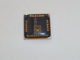 Pin's FRANCE TELECOM ALSACE SUGGESTION - France Telecom