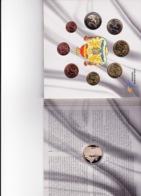 2008 - Coffret Benelux - Belgique - Pays Bas - Luxembourg - Coffret BU - 24 Pièces Et Medaille - Belgio