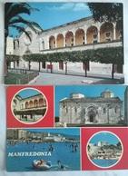 2 CART.  MANFREDONIA    (478) - Manfredonia