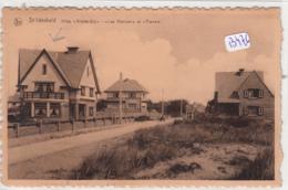 CPA-13476- Belgique-St Idesbald - Villas  Nommées  -Vente Sans Frais Pour L'acheteur - Belgium