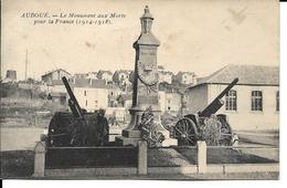 54 - Auboué - Le Monument Aux Morts Pour La France (1914-1918) - Other Municipalities