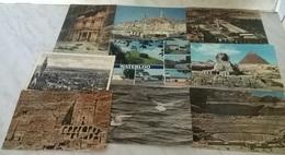 9 CART.  SOGGETTI VARI     (475) - Cartoline