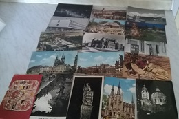17 CART.  SOGGETTI VARI     (474) - Cartoline