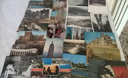 22 CART.  SOGGETTI VARI     (473) - Cartoline