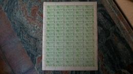 Andorra Española 1932 Correo Aereo Hojita De 0,75Ct.(x 50)  Ed. NE 15**(MNH)-17,50 EUR - Briefmarken