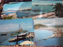 20 CARD  TRAPANI CITTA VIALI PORTO SALINE  VBN1960/854 HD10421 - Trapani
