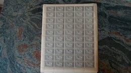 Andorra Española 1932 Correo Aereo Hojita De 1,75Pts.(x 50)  Ed. NE 19**(MNH)-40,00 EUR - Collections (sans Albums)