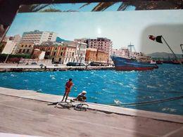 TRAPANI  NAVE SHIP CALTA IN PORTO   VB1971 HD10423 - Trapani