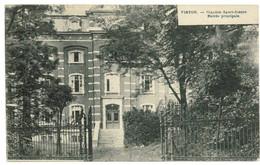 VIRTON: Entrée Collège Saint-Joseph 1926 - Virton
