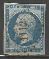 FRANCE - Oblitération Petits Chiffres LP 1112 DOMFRONT (Orne) - 1849-1876: Période Classique