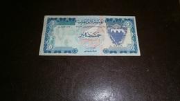 BAHRAIN 5 DINARS 1973 - Bahreïn