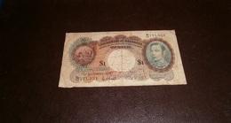 BARBADOS 1 DOLLARS 1939 - Barbados