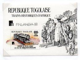 Bloc N° 270 **. A Saisir !!! - Togo (1960-...)