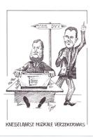PK - Knesselaarse Muzikale Verzekeraars - Knesselare - Uitgave Geert De Groote - Cartes Postales